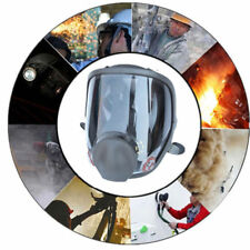 Full Face Gas Mask for 3M 6800 Large Size Facepiece Respirator Painting Spraying