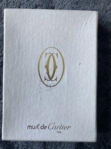 Cartier Vintage Leather Address Book