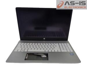 "*AS-IS* HP Pavilion 15-ck074nr 15.6"" Core i5-8250U 1.60GHz No RAM No HDD Laptop"