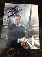 Star Trek T Certified Original Collectable TV Autographs