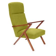 Mid Century Design Lounge Chair Lese Sessel Bauhaus Retro Danish Stilnovo Teak