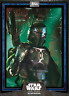 Topps Star Wars Card Illustrated Series 6 W2 #1 Blue Boba Fett [DIGITAL] CTI