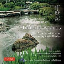 Infinite Spaces: The Art and Wisdom of the Japanese Garden; Based on the Sakutei