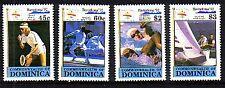 Dominicana Michelnr.1349 - 1352   postfrisch