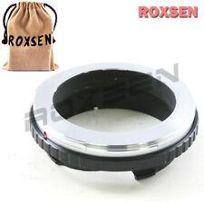 Roxsen Nikon S Rangefinder RF lens to Leica M L/M Mount Adapter M9 M-E Type 240