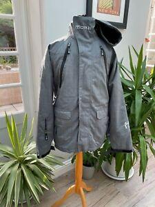 Men's MOAH grey winter sports jacket snowboarding / skiing size M