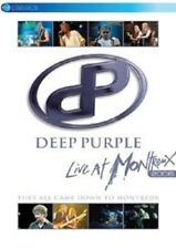 DEEP PURPLE - LIVE AT MONTREUX 2006  DVD NEU