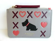 Radley XOXO Coin Purse - Credit Card Holder BNWT RRP £39 With Dust Bag