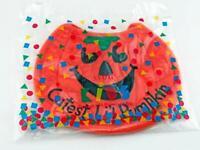 1993 Avon Kids Baby Bib Cutest Li'l Pumpkin Vintage Thanksgiving Fall Decor New
