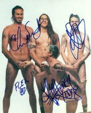 REPRINT - RED HOT CHILI PEPPERS Flea Autographed Signed 8 x 10 Glossy Photo