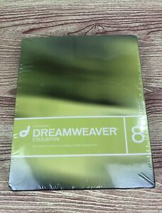 Macromedia Dreamweaver 8 Full Version for Win/Mac CD with serial number included