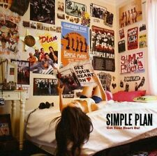 Simple Plan + CD + Get your heart on! (2012, #7876300)