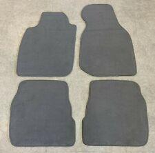 Fußmatten Auto Autoteppich passend für Audi A6 C5 Avant 1997-2004 Set CACZA0201