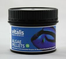 Algae granulé de bois XS 60g Vitalis douce Nourriture pour