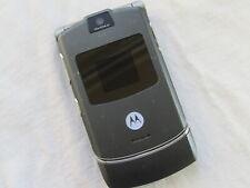 Great Motorola Razr V3 - Grey (T-Mobile) Gsm