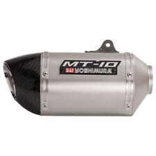 Yamaha Yoshimura® MT-10™ Y-Series Slip-On Muffler - Fits 2018 MT-10™ - Brand New
