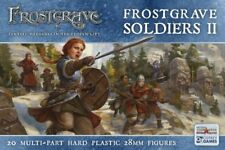 FGVP05 FROSTGRAVE SOLDIERS II (2) - FEMALE - FANTASY  - 28MM - SHIPPING NOW