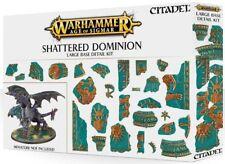 Warhammer Fantasy Age of Sigmar Shattered Dominion Large Base Detail Kit