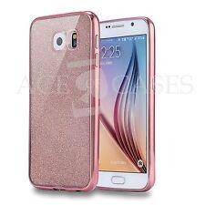 brillante silicona con brillos Calce Ajustado Funda para Samsung Galaxy S8
