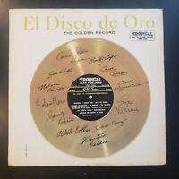 "VARIOS: ""El Disco de Oro (The Golden Record)"" Vinyl Record LP inc. Sonora Matanc"