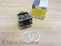 Allen Bradley 800T-A2B Push Button 800TA2B Series N