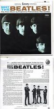 ★☆★ CD The Beatles	Meet The Beatles! | Mini LP Mono & Stereo	CD  ★☆★