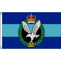 Army Air Corps Flag 5Ft X 3Ft British Army Regiment Banner With 2 Eyelets New