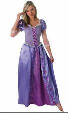 Ladies DISNEY RAPUNZEL Deluxe Princess/ Tangled Costume Adult World Book Wk
