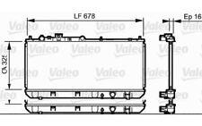 VALEO Radiateur moteur 734123 pour Mazda 323 S VI 323 F VI