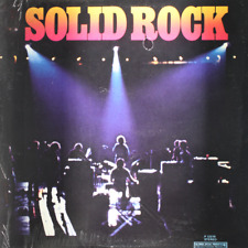 V.A. Solid Rock - NEW SEALED 1974 LP Vinyl Record Pocco The Byrds Argent #12319