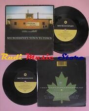 LP 45 7'' MICRODISNEY Town to town Little town in ireland 1987 uk no cd mc dvd