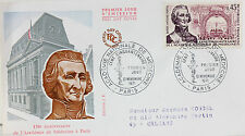 ENVELOPPE PREMIER JOUR - 9 x 16,5 cm - ANNEE 1971 - ACADEMIE DE MEDECINE