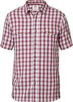 Fjaell Raeven Abisko Cool Shirt  Herren Hems 81795 320 Red