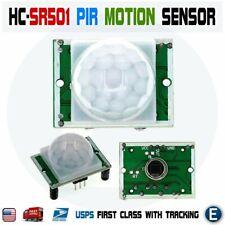 Hc Sr501 Pyroelectric Infrared Ir Pir Motion Sensor Detector Module Arduino