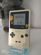Nintendo Gameboy Color Gold Pokémon Edition | Hingucker!