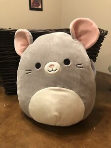 """Squishmallows-Misty the Mouse-12""""-NWT"""
