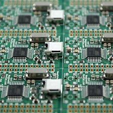 NooGroove USB Board: ATMEGA32 AVR Stick (Minimus AVR) LUFA ATMEGA32U2 Dev USA