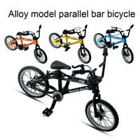 Mini Finger BMX Bicycle Assembly Bicycle Model Novelty Toy Gadget Children Gift