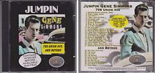 JUMPIN GENE SIMMONS 706 Union Ave. & Beyond 1998 CD Oldies Rockabilly RARE