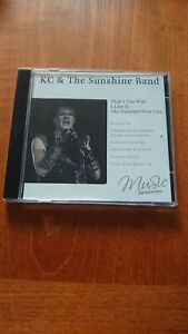 KC & The Sunshine Band Thats The Way I Like It New not Sealed (CD 2007)