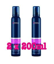Indola Professional Hair Coloured Mousse Temporary Colour All Shades  2 x 200ml