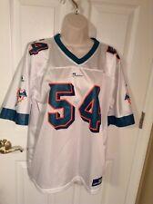 Adidas Miami Dolphins Mesh Football Jersey. Boy's Size 18/20. #54. Z. Thomas.