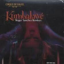 Cirque du Soleil Kumbalawé (1992) [Maxi-CD]