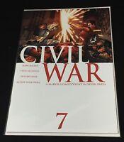 ☆☆ Civil War #7 ☆☆ (Marvel)  2006 High Grade FREE Shipping