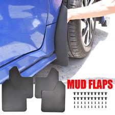 XUKEY Rally Mud Flaps Mudflaps Splash Guards For Mazda Peugeot All Models 1 Set