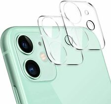 For iPhone 11 6.1 Camera Lens Tempered Glass Protector