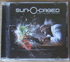 SUN CAGED Lotus Effect CD (2011)