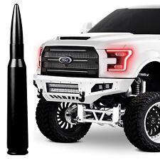 Black Short 50 Caliber Antenna For Ford Dually Trucks F350 F450 F550 F650