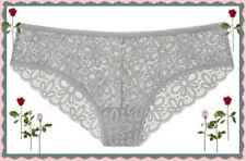 L Grey Oasis THE LACIE All Lace Daisy Cheeky Lowrise Victorias Secret Pantie