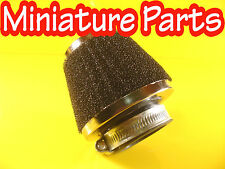 PITBIKE AIRFILTER QUAD AIR FILTER 90CC 110CC 125CC 140CC 38MM 40MM FITMENT K&N